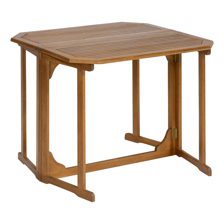 0e97b9fc88dc OBI Balkónový sklopný stolík Greenville 100 cm x 92 cm nakúpiť v OBI
