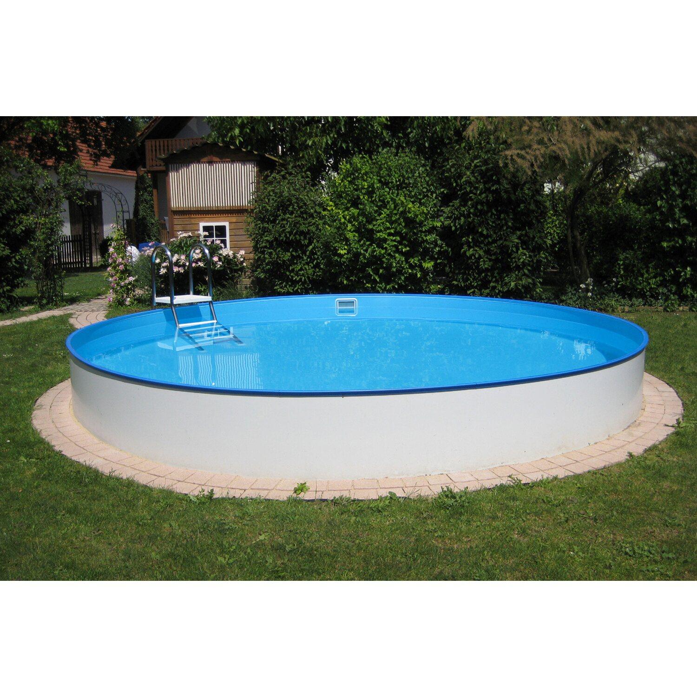 Súprava S Montovaným Bazénom Na Zapustenie Do Zeme 420 Cm X 120 Cm