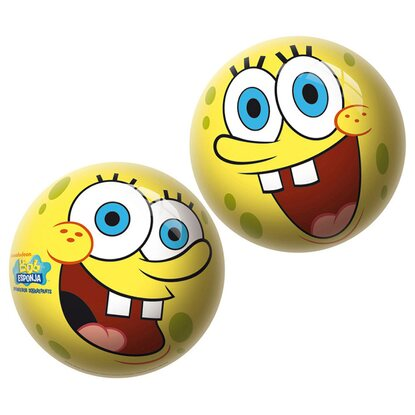 Happy People Plastová lopta Spongebob 23 cm
