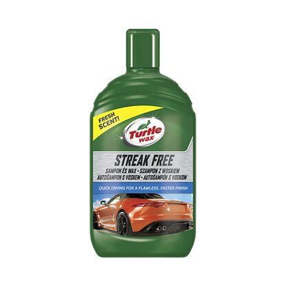 Turtle Wax Autošampón s voskom 500 ml