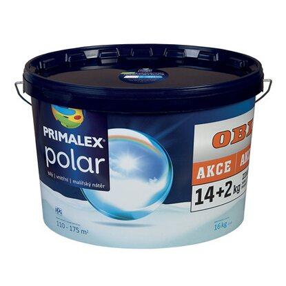 802d2d2c7 Primalex Polar biela farba 14 kg + 2 kg nakúpiť v OBI