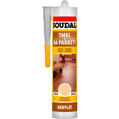 Soudal Tmel na parkety buk 300 ml