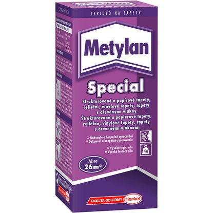 Metylan Lepidlo na tapety Special 200 g
