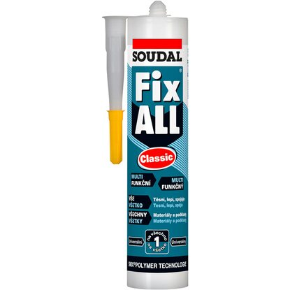 Soudal Fix All Classic čierny 290ml