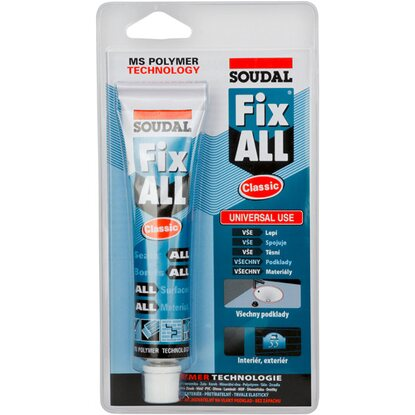 Soudal Fix All Classic biely 80 ml