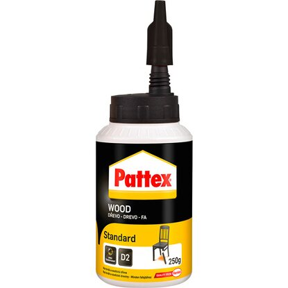 Pattex Disperzné lepidlo Wood Standard 250 g