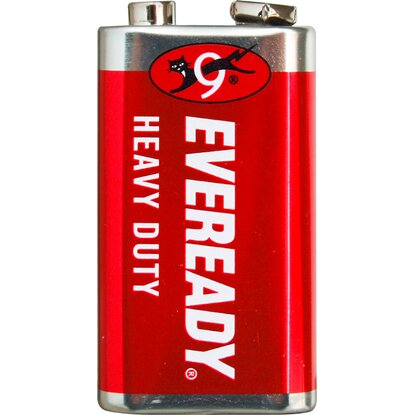 Eveready Batéria Heavy Duty 9 V, 1 ks