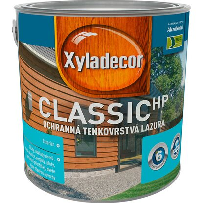 Xyladecor classic HP smrekovec 2,5 l