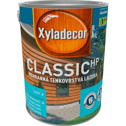 Xyladecor classic HP smrekovec 5 l