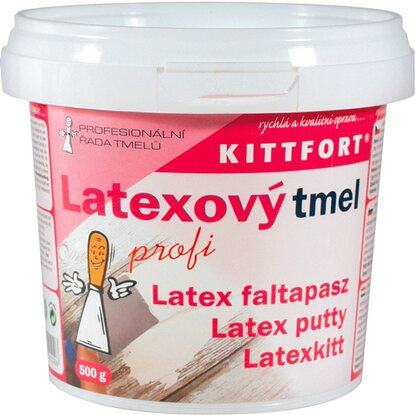 Kittfort Latexový tmel Profi 500 g