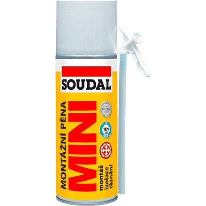 Soudal Montážna pena Mini 150ml