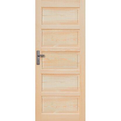 718991e01 Radex Dvere drevené interiérové Sevilla plné 70 L nakúpiť v OBI