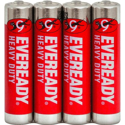 Eveready Batéria Heavy Duty AAA, 4 ks