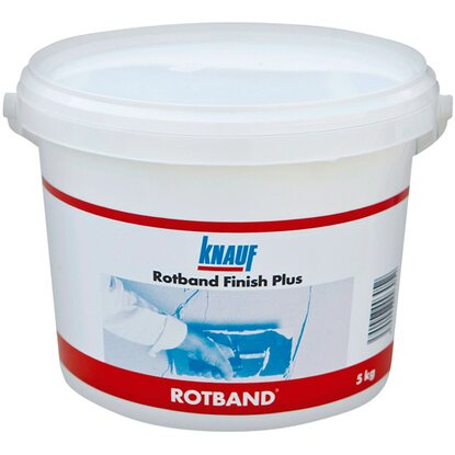 Knauf Pastózny tmel Finish Plus 5kg