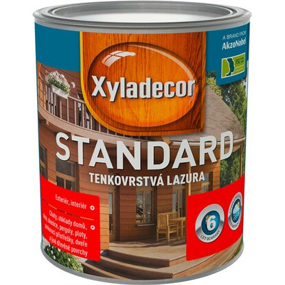 Xyladecor Standard ceder 0,75 l