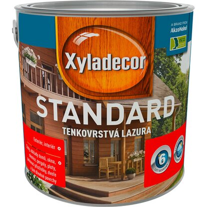 Xyladecor Standard ceder 2,5 l
