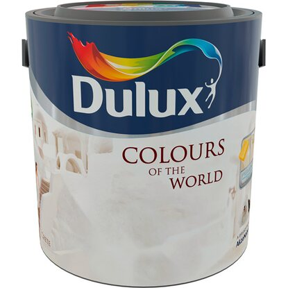 Dulux Colours Of The World lastúrovo biela 2,5 l