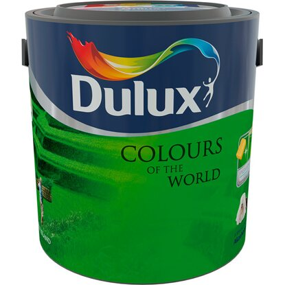 Dulux Colours Of The World zelený ostrov 2,5 l