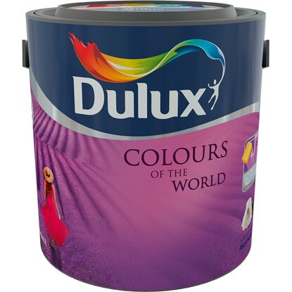 Dulux Colours Of The World levanduľa 2,5 l