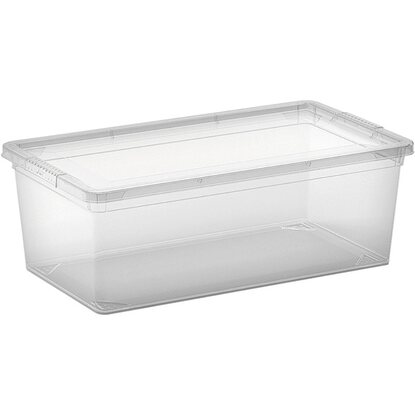 Kis Box Transparent XS 6 l