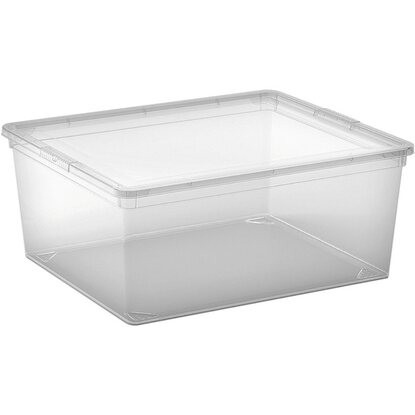 Kis Box Transparent M 18 l