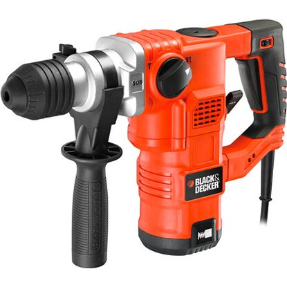 Black & Decker Kladivo SDS-Plus KD1250K 3,5 J
