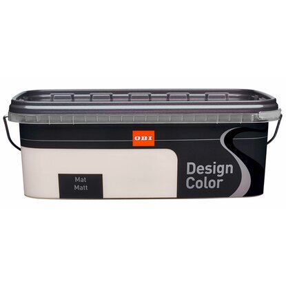 OBI Design Color mat Pebble 2,5 l