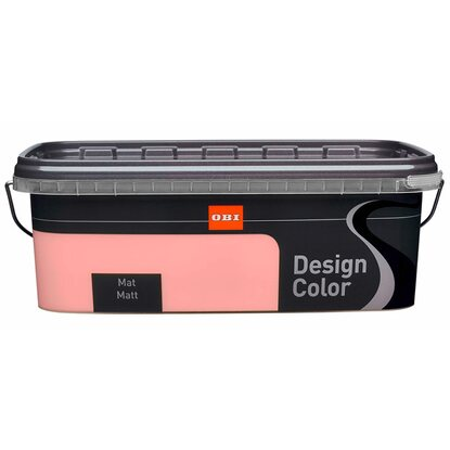 OBI Design Color mat Sorbet 2,5 l