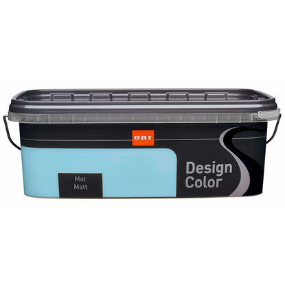 OBI Design Color mat Ice 2,5 l