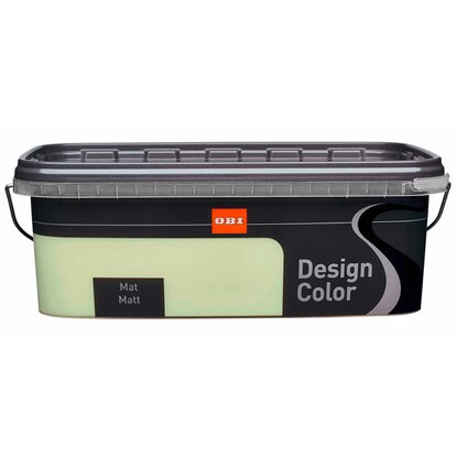 OBI Design Color mat Pistachio 2,5 l