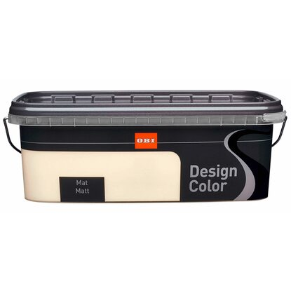 OBI Design Color mat Ivory 2,5 l