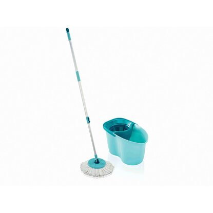 Leifheit Mop Set Clean Twist Disc Mop Active