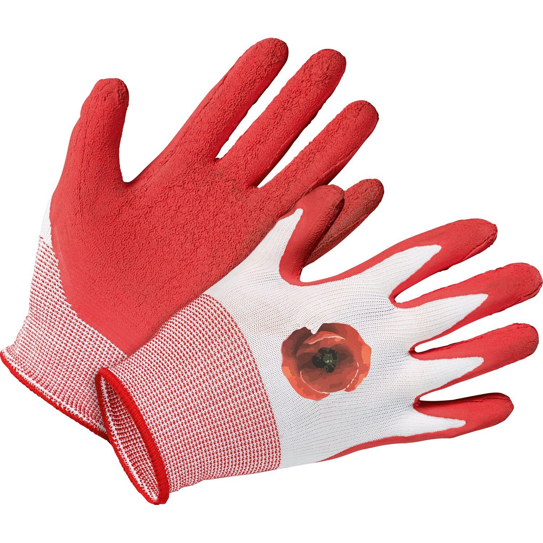 LUX Záhradné latexové rukavice červené veľkosť 8 nakúpiť v OBI 23cf2f30a1