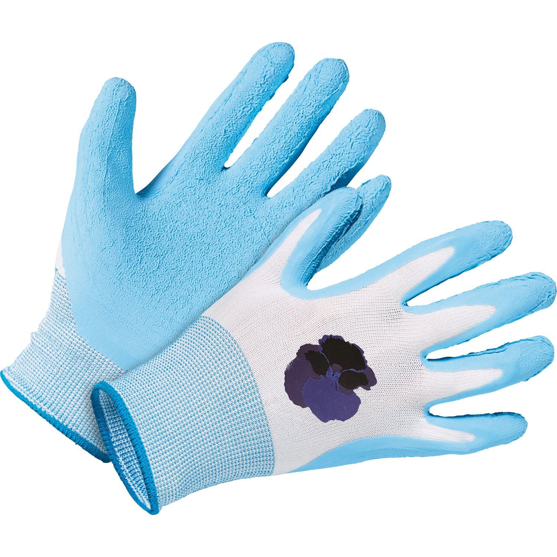 LUX Záhradné latexové rukavice modré veľkosť 8 nakúpiť v OBI 00b82a539c