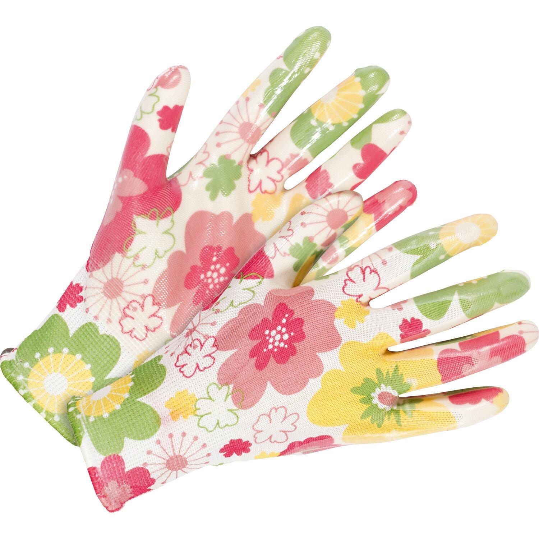 f03ddb68909 LUX Záhradné rukavice veľkosť 8 nitrilové