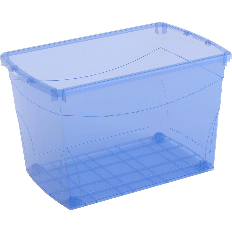 3347d8ce4 Úložný box Home XL so 4 kolieskami modrý nakúpiť v OBI