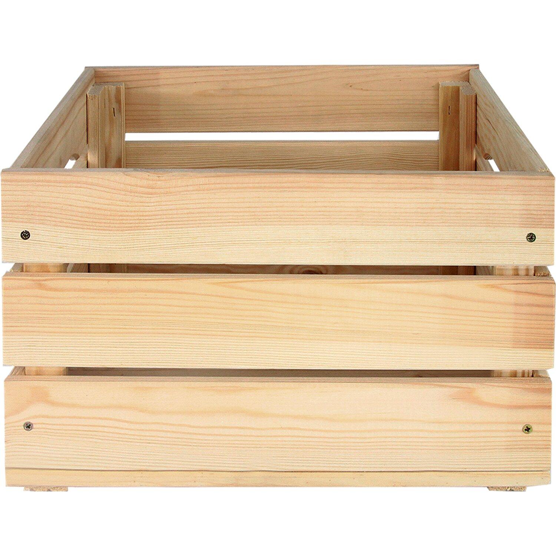 86a1d5c47 Univerzálna drevená debna veľká 20,5 l nakúpiť v OBI