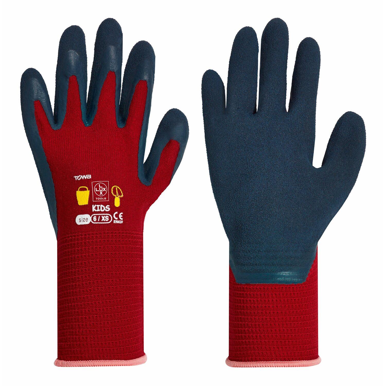 LUX Detské rukavice červené nakúpiť v OBI fb4b406ea7