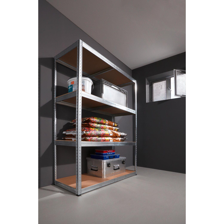obi reg l na a k bremen 200 kg na policu pozinkovan. Black Bedroom Furniture Sets. Home Design Ideas