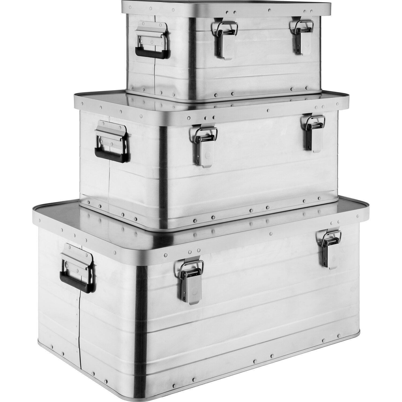 86e7ddf66a570 Súprava hliníkových boxov 3-dielna nakúpiť v OBI