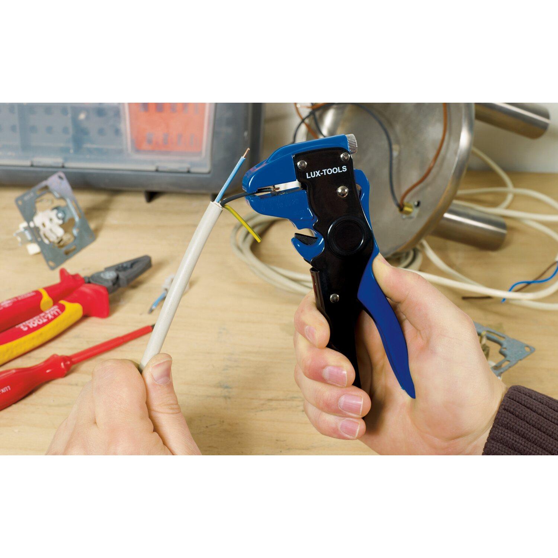 f009c15910f77 LUX Kliešte na sťahovanie izolácie 170 mm Classic nakúpiť v OBI