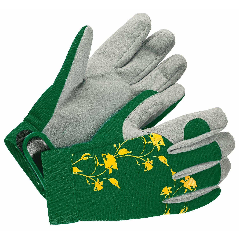 LUX Záhradné rukavice zelené M nakúpiť v OBI cb72421ed3