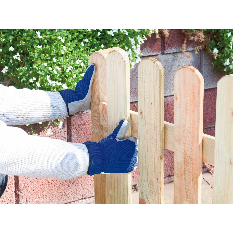LUX Záhradné rukavice modré XL nakúpiť v OBI 87ebe30495