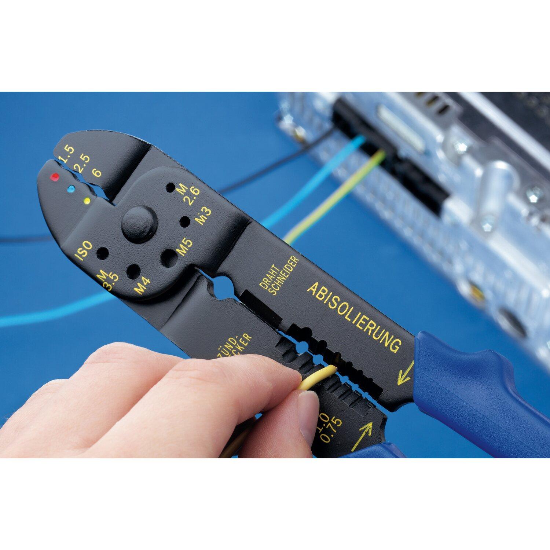 c6c56f9cae3aa LUX Lisovacie kliešte na káblové oká 225 mm Classic nakúpiť v OBI