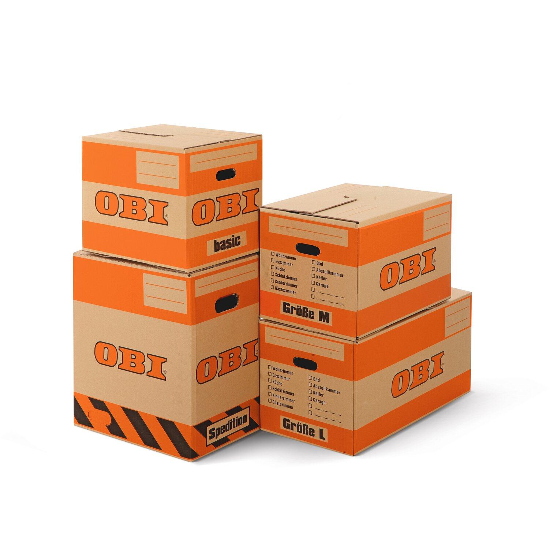 87677ba44 OBI Kartónová krabica na sťahovanie Basic nakúpiť v OBI