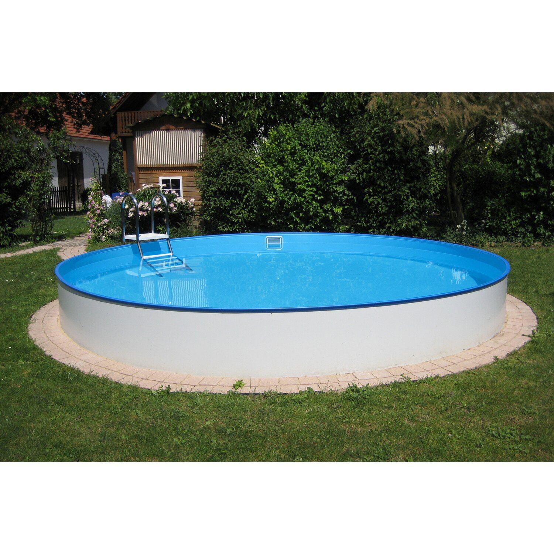 Pripojenie pieskovej filtrácie : K bazénu je dodávaná piesková filtrácia Sand 4 s výkonom 4 m3 / hod., vrátane hadíc, spojovacieho materiálu a priechodiek stenou bazéna.
