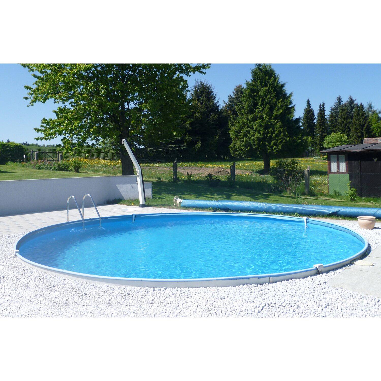 Nad zemou bazén piesok filter pripojiť