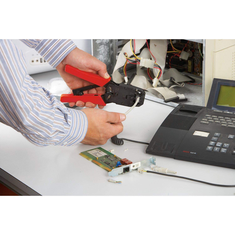 7ccebe945c750 LUX Krimpovacie kliešte pre telefónnu sieť ISDN Comfort nakúpiť v OBI
