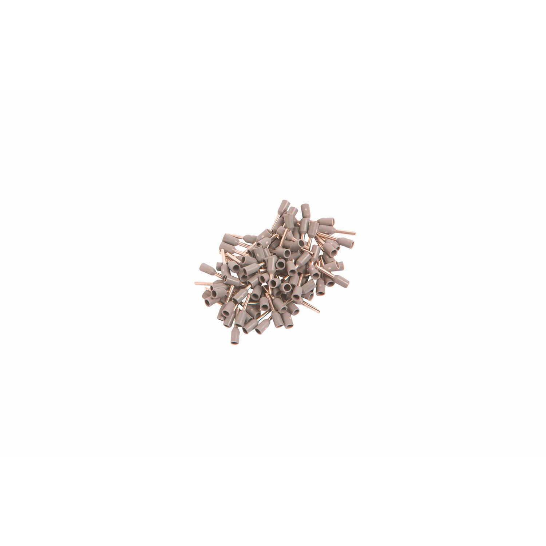 e6ad55b8666af LUX Káblové dutinky 0,75 mm2 izolované, 100 ks nakúpiť v OBI