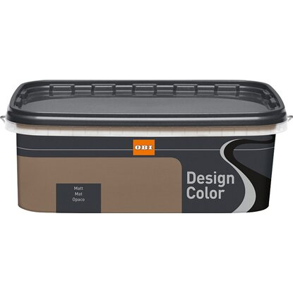 OBI Design Color cappuccino matná 2,5 l